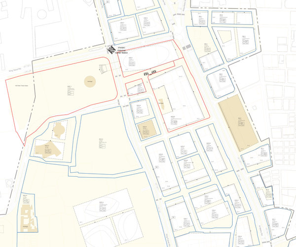 Extract Legal Site Plan