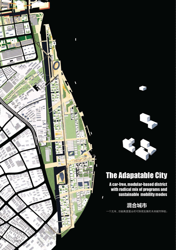 The Adaptable City
