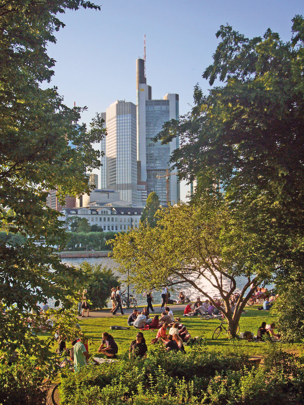 Frankfurt: Green Global City