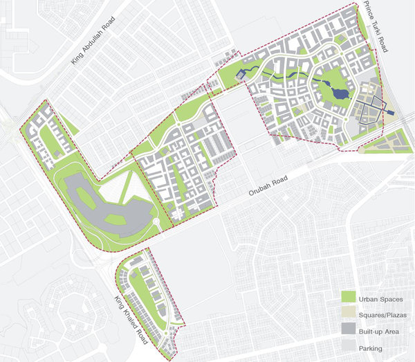 Orubah Road Master Plan