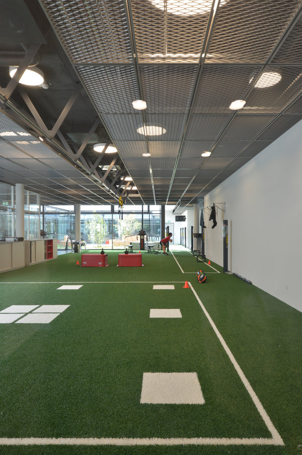 indoor sports area